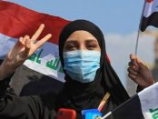 Iraqis continue to protest meddling Iranian regime