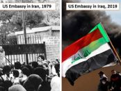 US Embassy in Iran, 1979 - US Embassy in Iraq, 2019